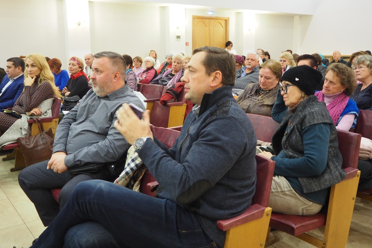 Ярославцы задали свои вопросы о реформировании системы обращения с отходами представителям органов власти и единого регоператора