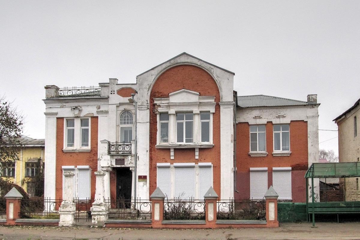 Зданию детского дома трудолюбия в Переславле присвоен статус памятника
