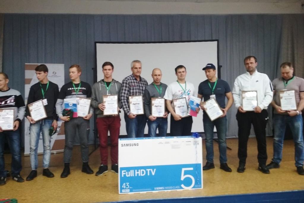 В Ярославле выбрали лучшего слесаря механосборочных работ