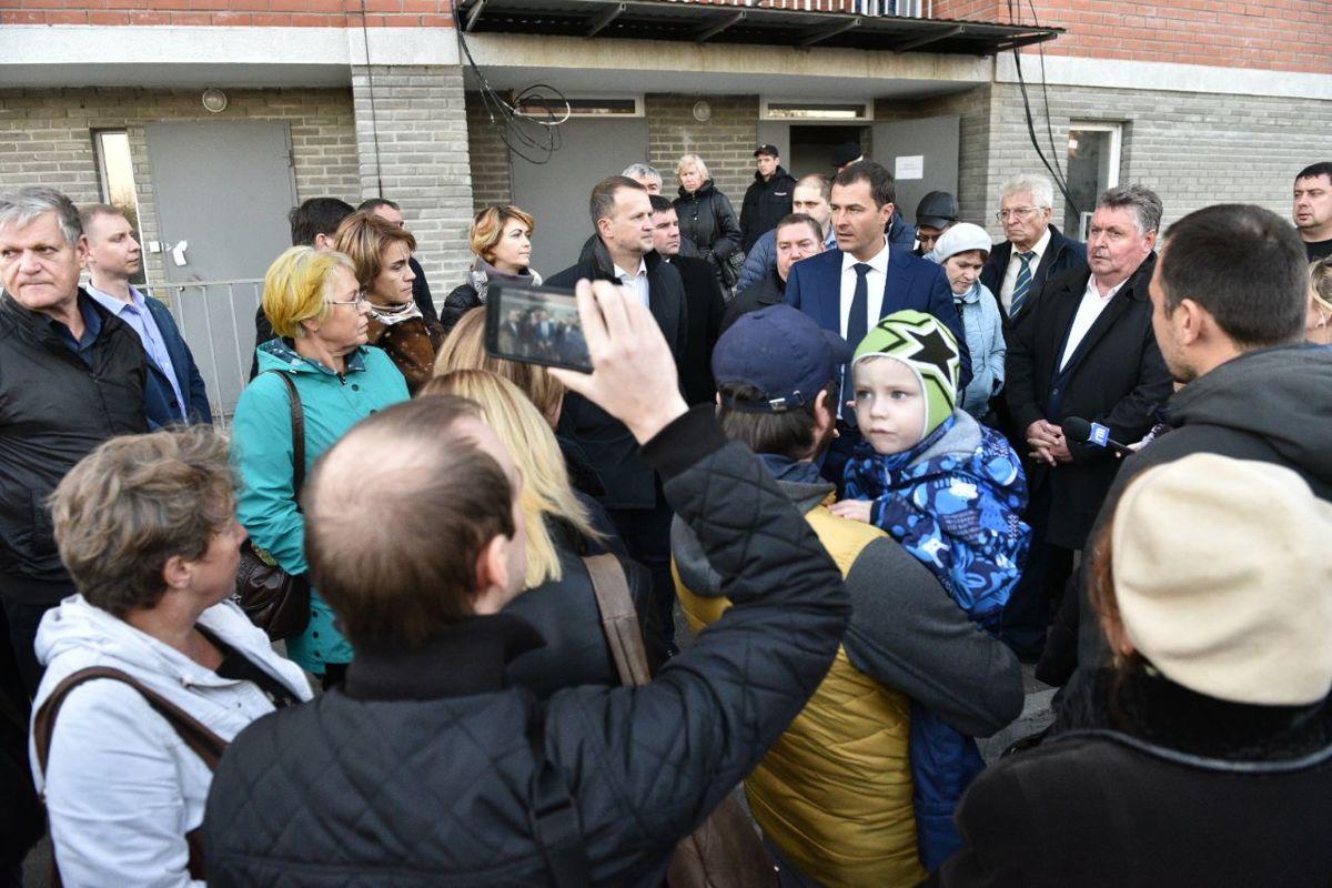 За первые часы работы в приемную и.о. мэра Ярославля обратились 22 горожанина