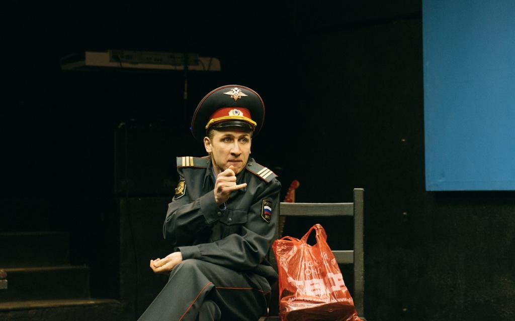 В Ярославль на гастроли приедет московский театр «Практика»