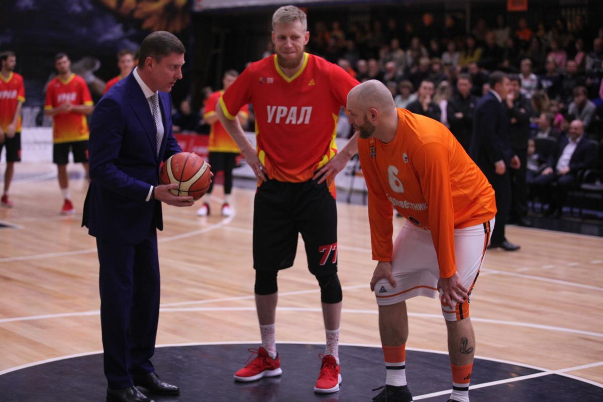 В Ярославле стартовал чемпионат России по баскетболу
