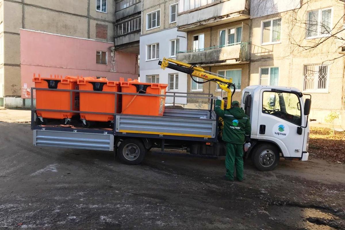 В Тутаеве началось внедрение системы раздельного сбора твердых коммунальных отходов