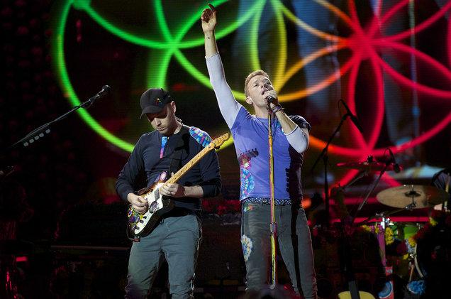 Coldplay: A Head Full Of Dreams. Только один сеанс в «Киномакс-Аура»