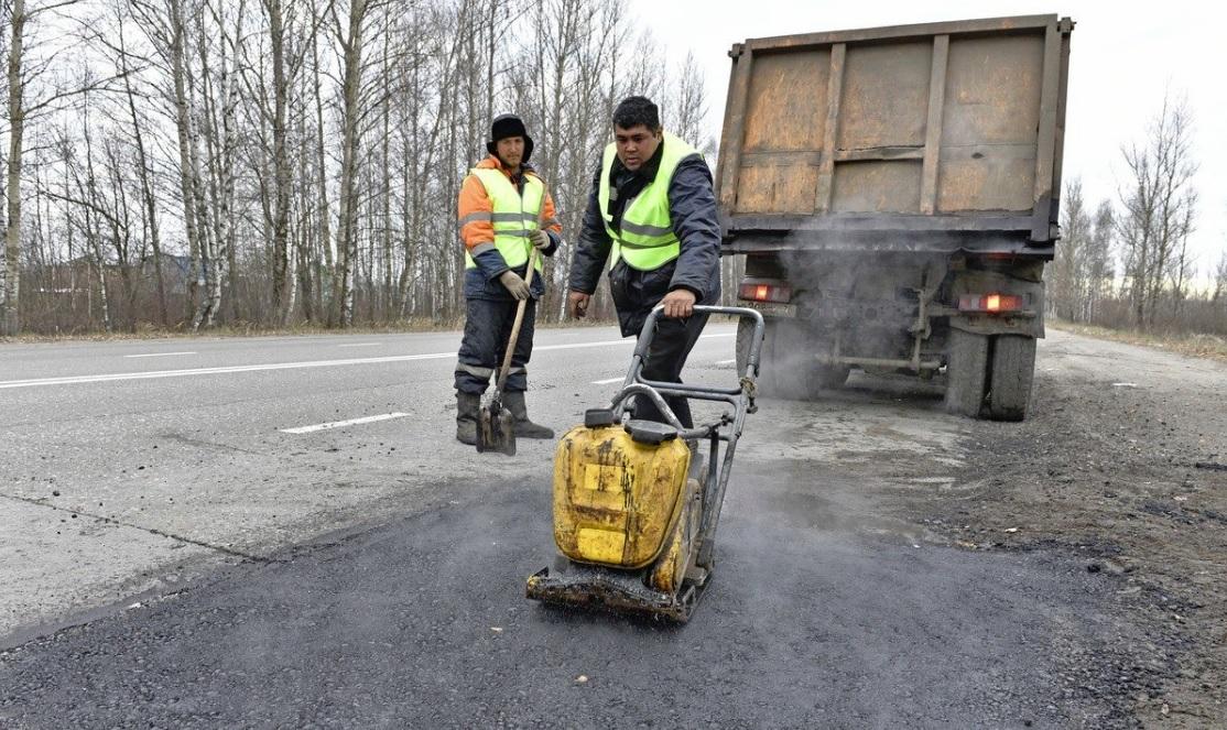 В Ярославле отремонтировали участок дороги, где регулярно происходили ДТП