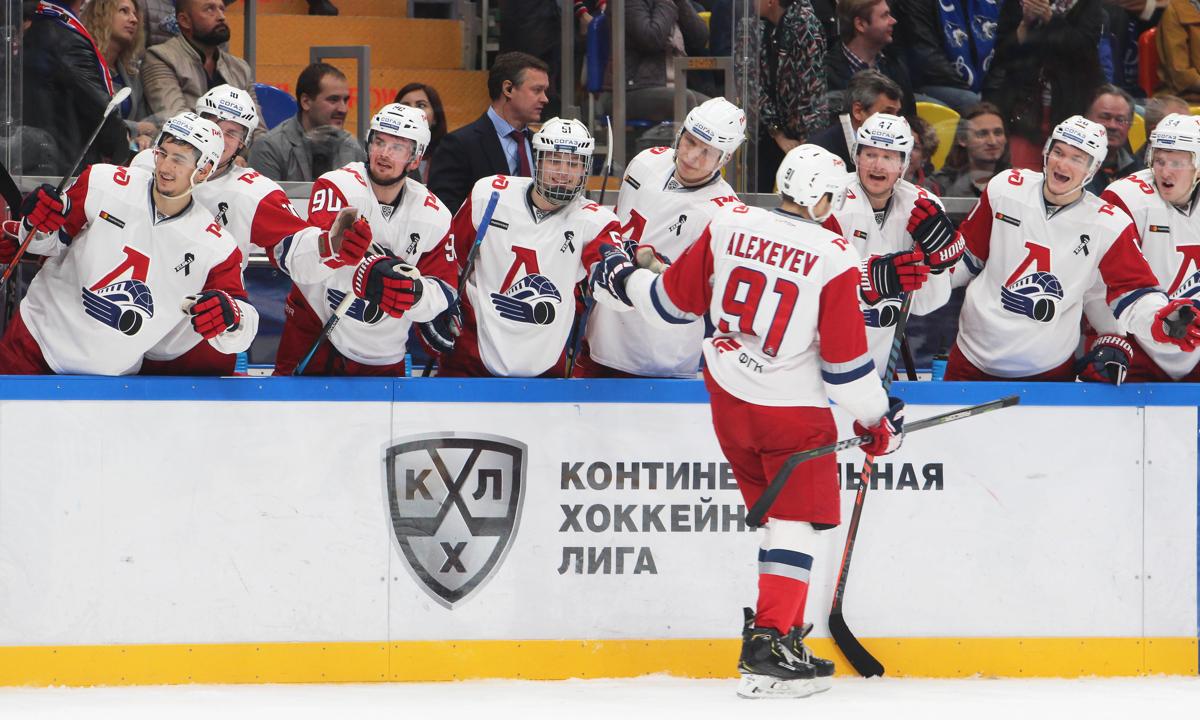 «Локомотив» в драматичном матче проиграл «Витязю»