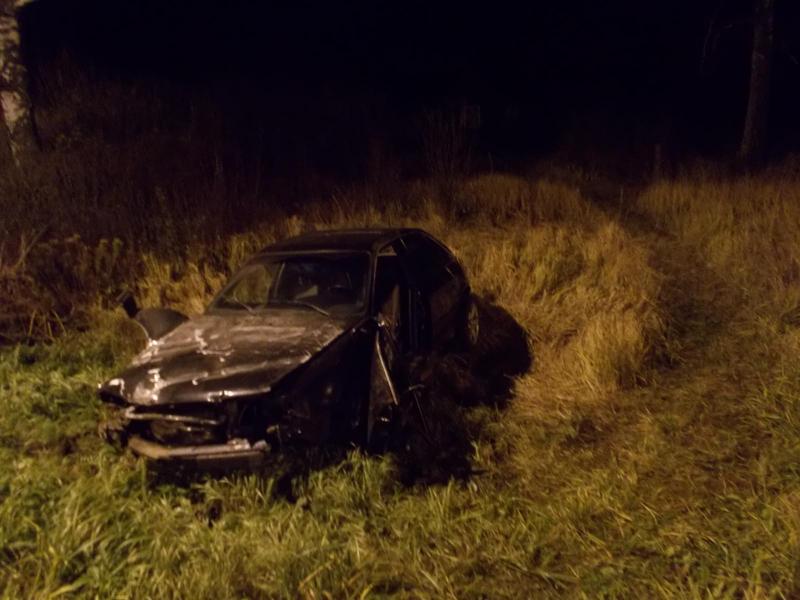 В Ярославской области погиб водитель, врезавшись в тросовые ограждения