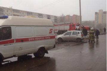 В Рыбинске женщина за рулем иномарки сбила школьницу