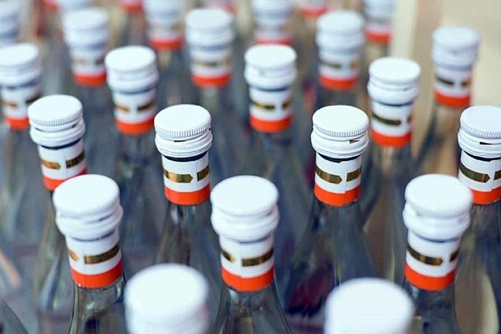 В Ярославле изъяли сотни бутылок контрафактного алкоголя