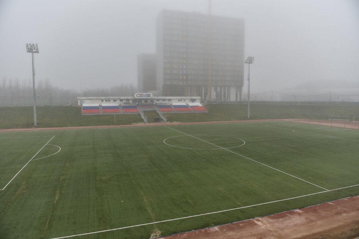 В Ярославле вновь собираются реконструировать стадион «Славнефть»