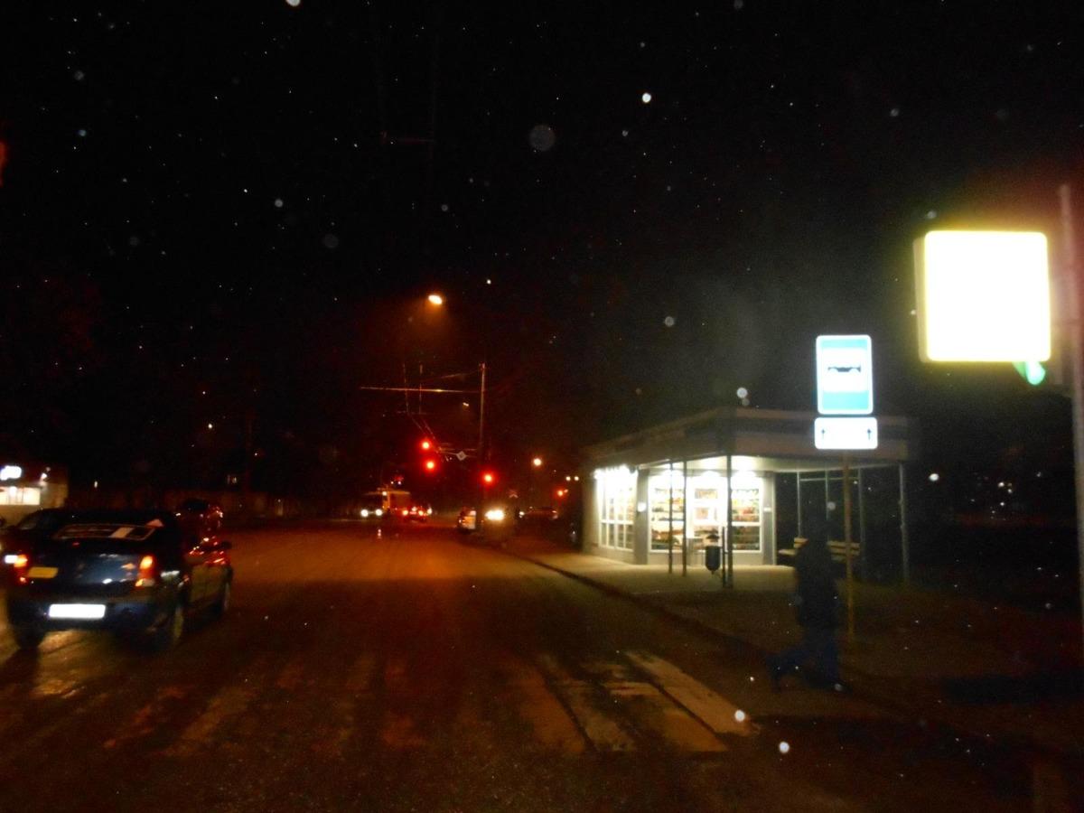 На Тутаевском шоссе в Ярославле сбили пешехода