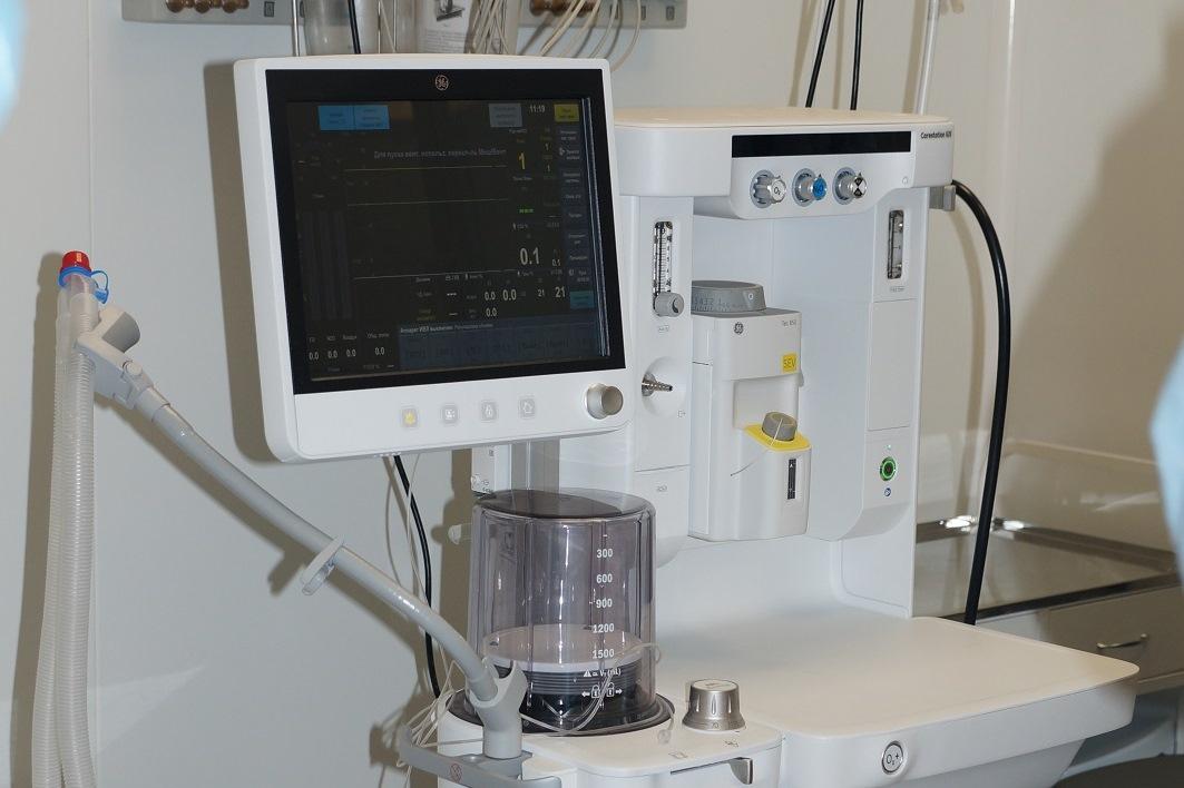 Новое оборудование в больнице имени Семашко поможет улучшить качество оказания медицинской помощи