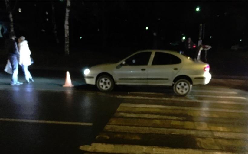В Ярославле сбили 23-летнюю девушку на «зебре»