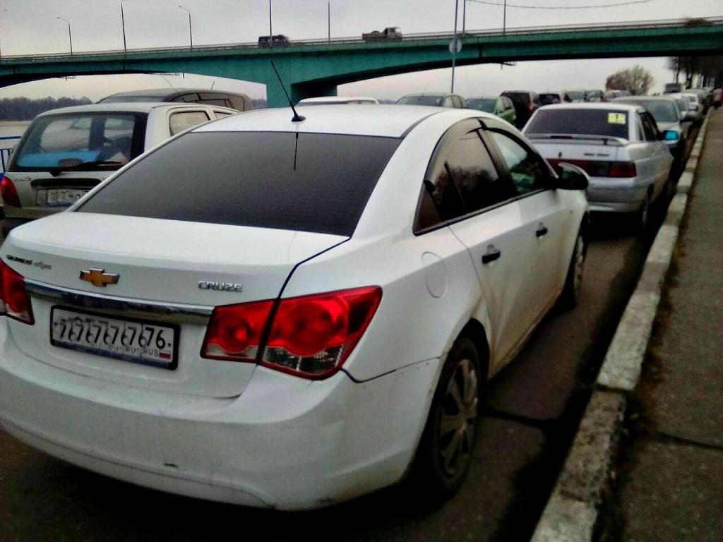 Ярославец вернул долг по налогам в 120 тысяч рублей, чтобы не лишиться иномарки