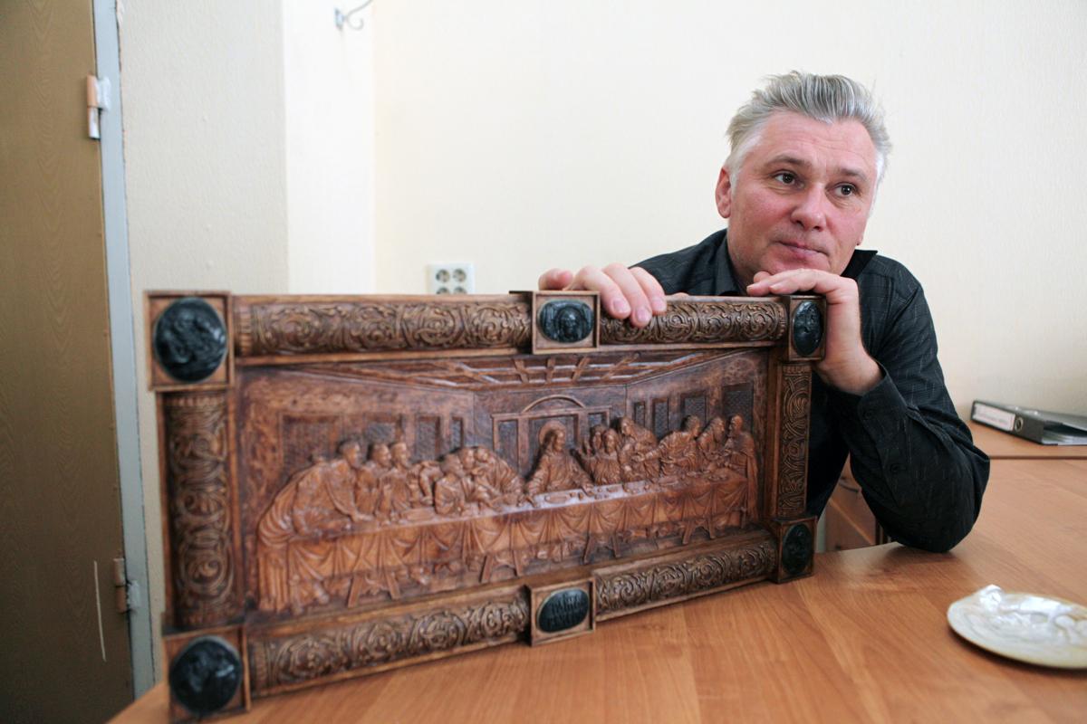 Творения ярославского художника украшают частную коллекцию Оззи Осборна