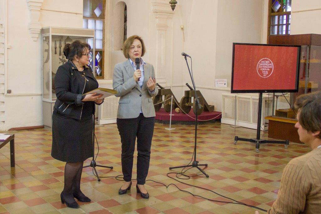 Государственный музей-заповедник «Ростовский кремль» отмечает 135-й день рождения