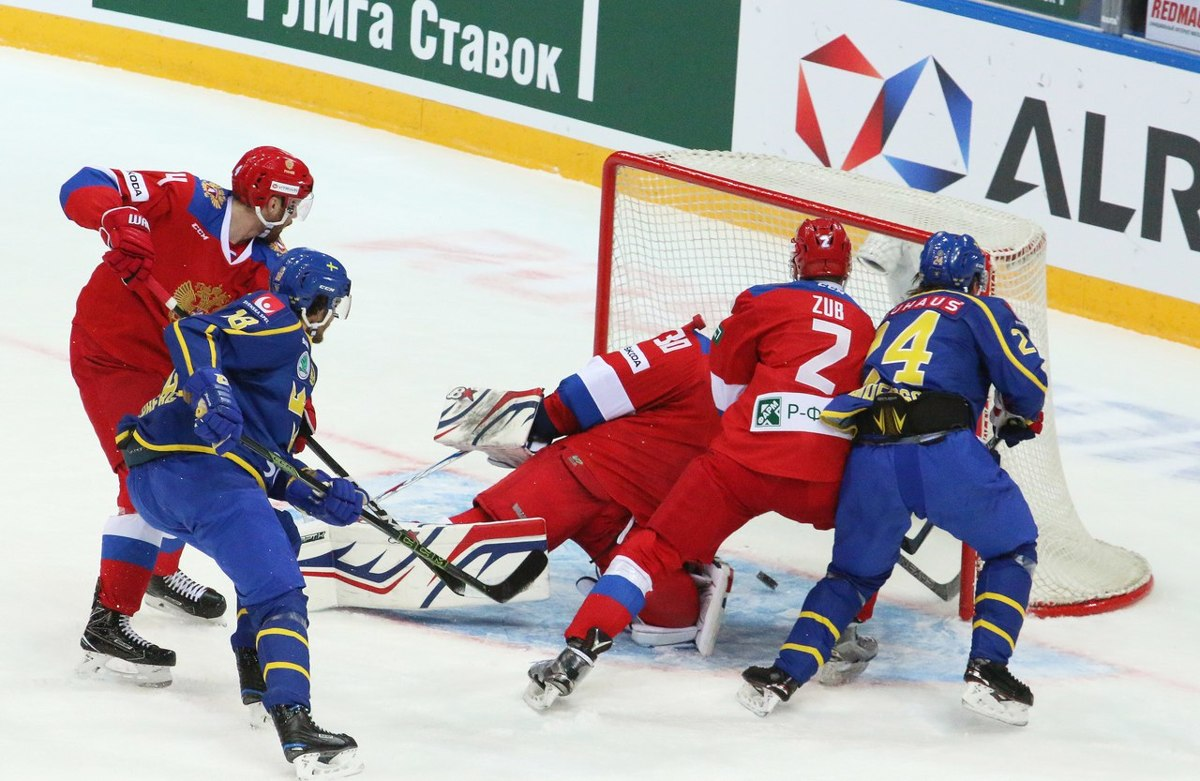 В феврале Ярославль примет матч Евротура между сборными России и Финляндии
