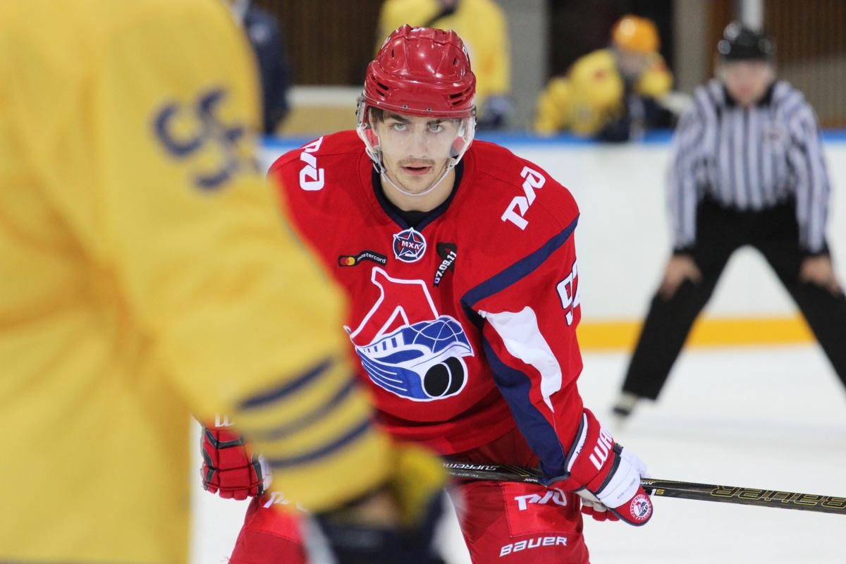 Нападающий «Локомотива» забил канадцам