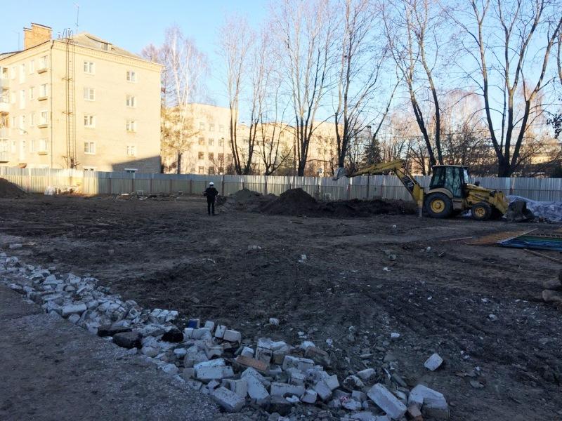 Строительство новых яслей началось в Рыбинске
