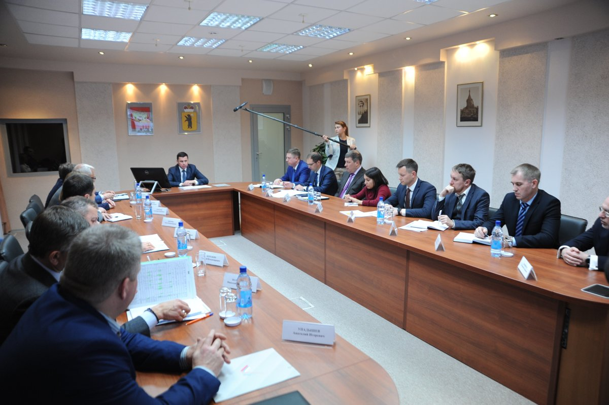 Губернатор напомнил главам муниципальных образований о личной ответственности за реализацию проекта «Решаем вместе!»