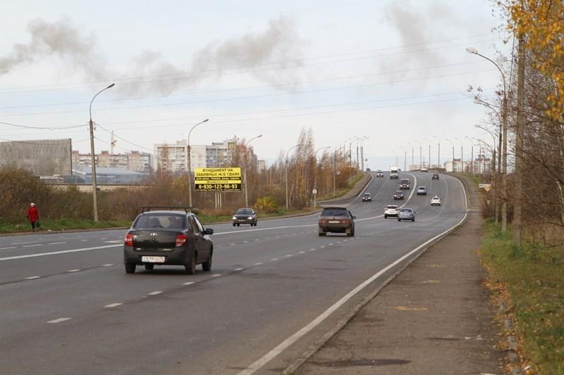 Ледяной дождь превратил дороги Рыбинска в каток