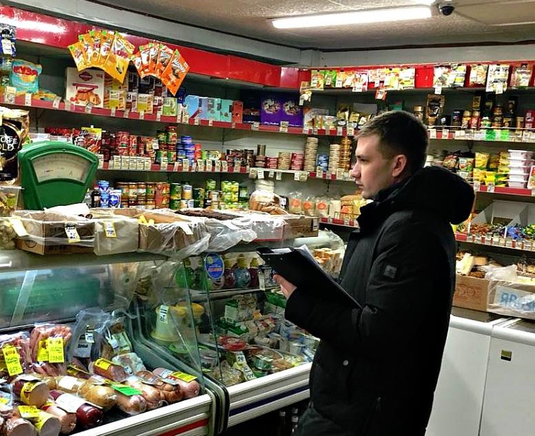 В Ярославской области за антисанитарию закрыли продуктовый магазин