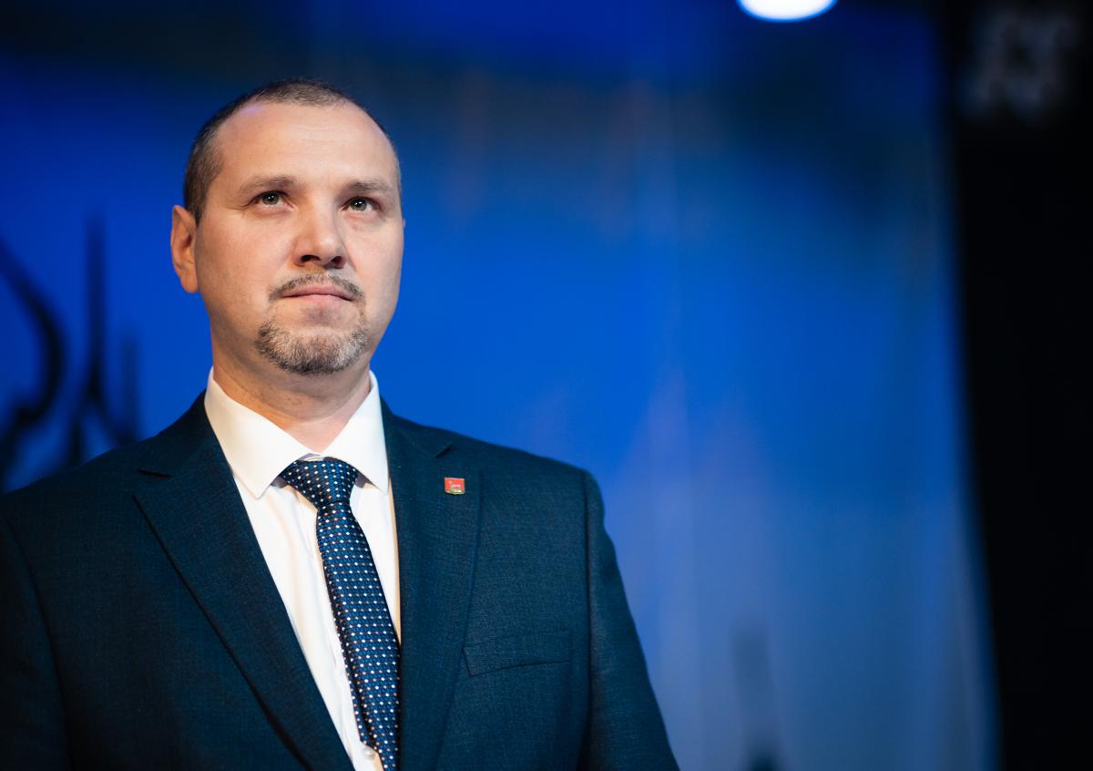 Сергей Шокин вступил в должность главы Ростовского муниципального района