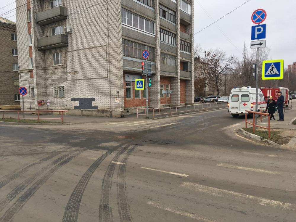 Две женщины пострадали в крупном ДТП в Рыбинске