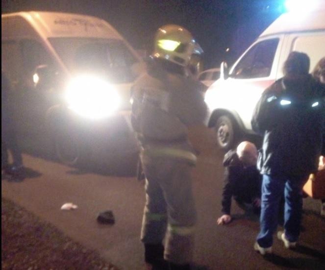 В Рыбинске под колеса машины попал 69-летний пешеход