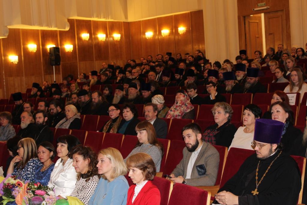 В Ярославской области открылись ХХVII Международные Рождественские образовательные чтения