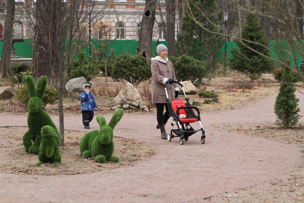 В рамках программы «Решаем вместе!» реконструирован Карякинский парк в Рыбинске
