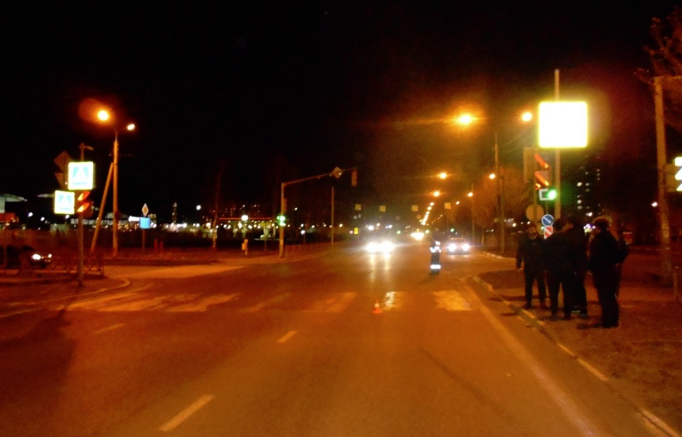 Сбивший девочку на проспекте Фрунзе в Ярославле водитель не имел прав