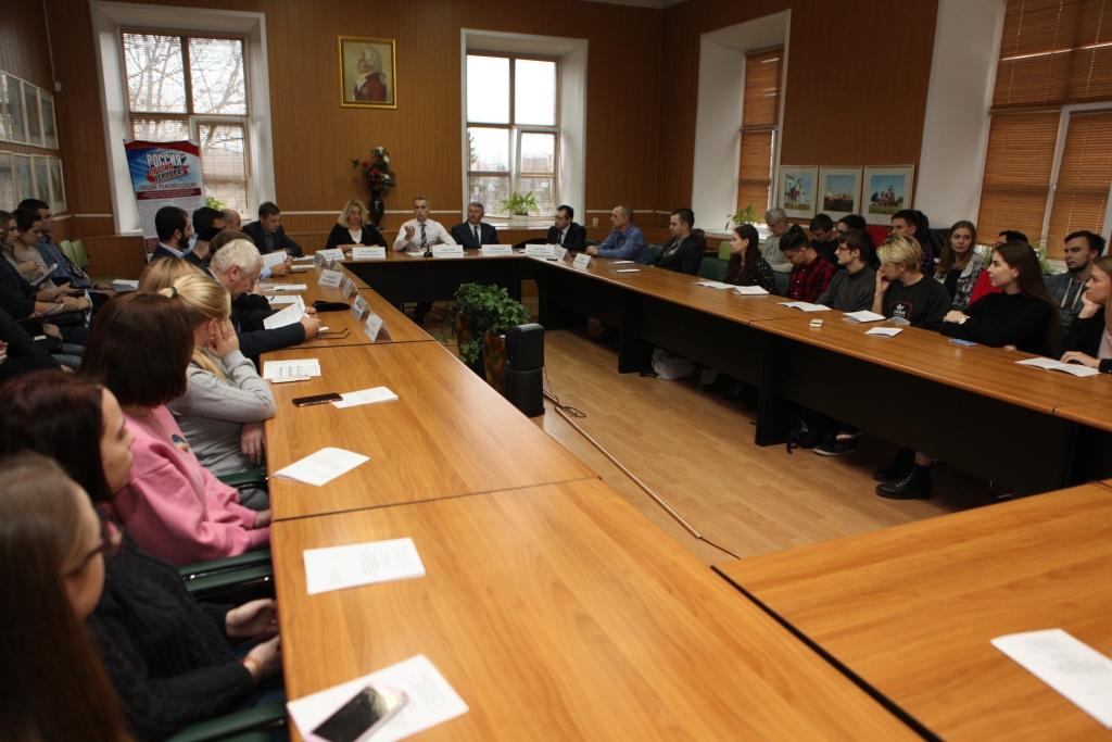 В ЯрГУ имени П.Г. Демидова обсудили проблемы развития экстремизма в молодежной среде