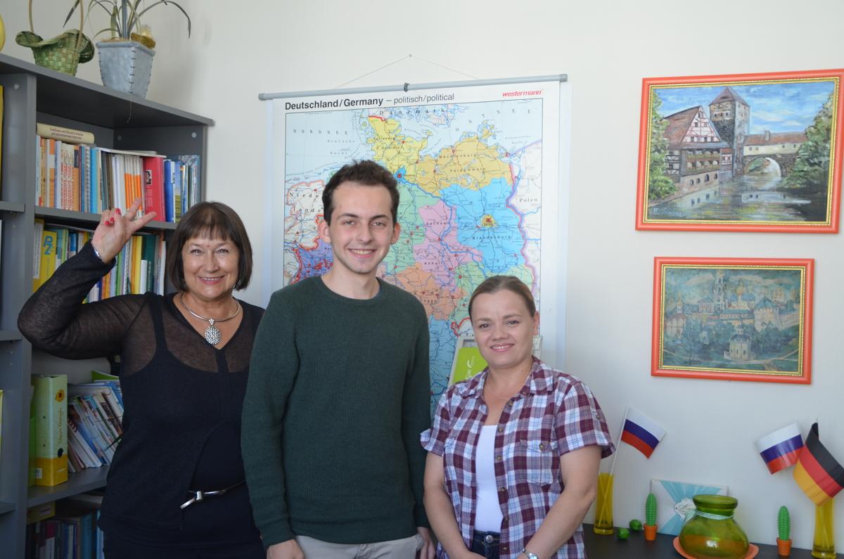 Выпускник немецкой гимназии ставит мюзикл в Ярославле