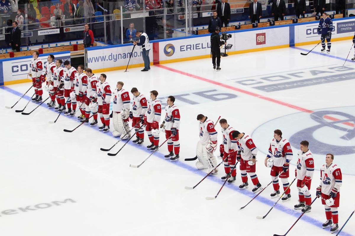 «Локомотив» проиграл «Йокериту» в Хельсинки