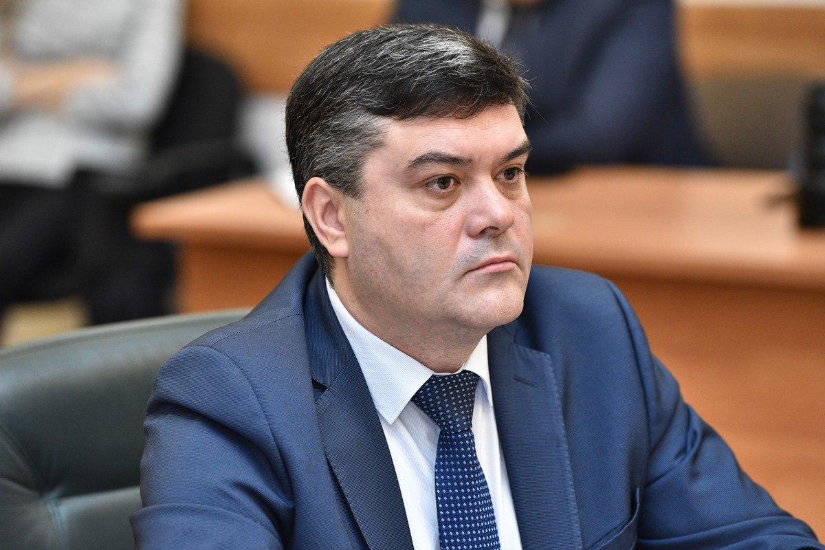 В Ярославле назначен новый директор департамента территориальной безопасности