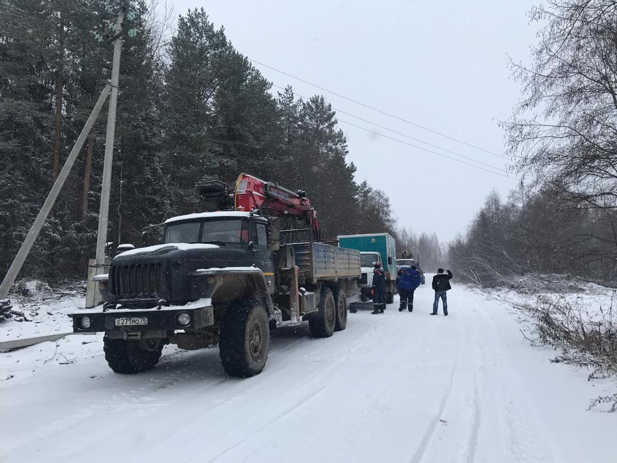 Ярославские энергетики продолжают работу на учениях в Твери
