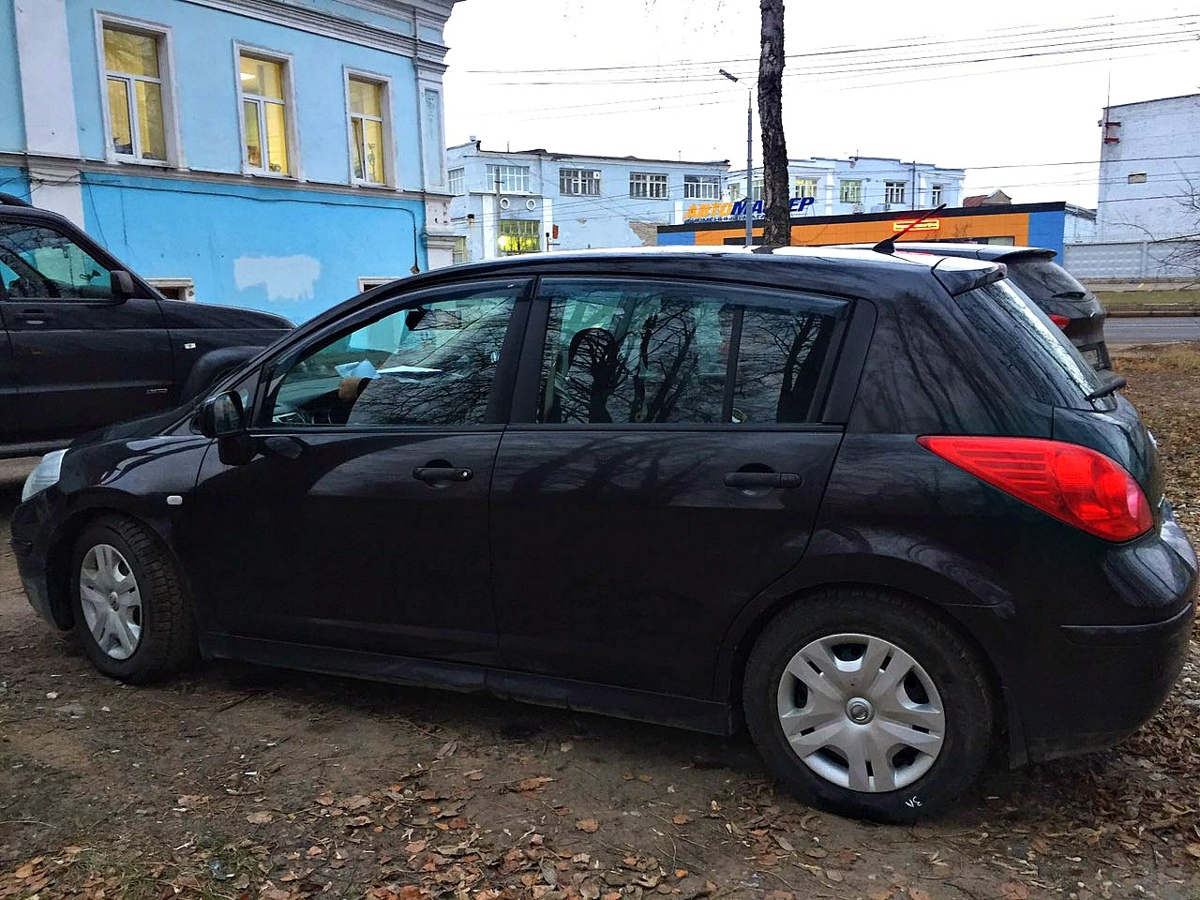 Жительница Ярославской области сама отдала иномарку приставам, не сумев погасить кредит