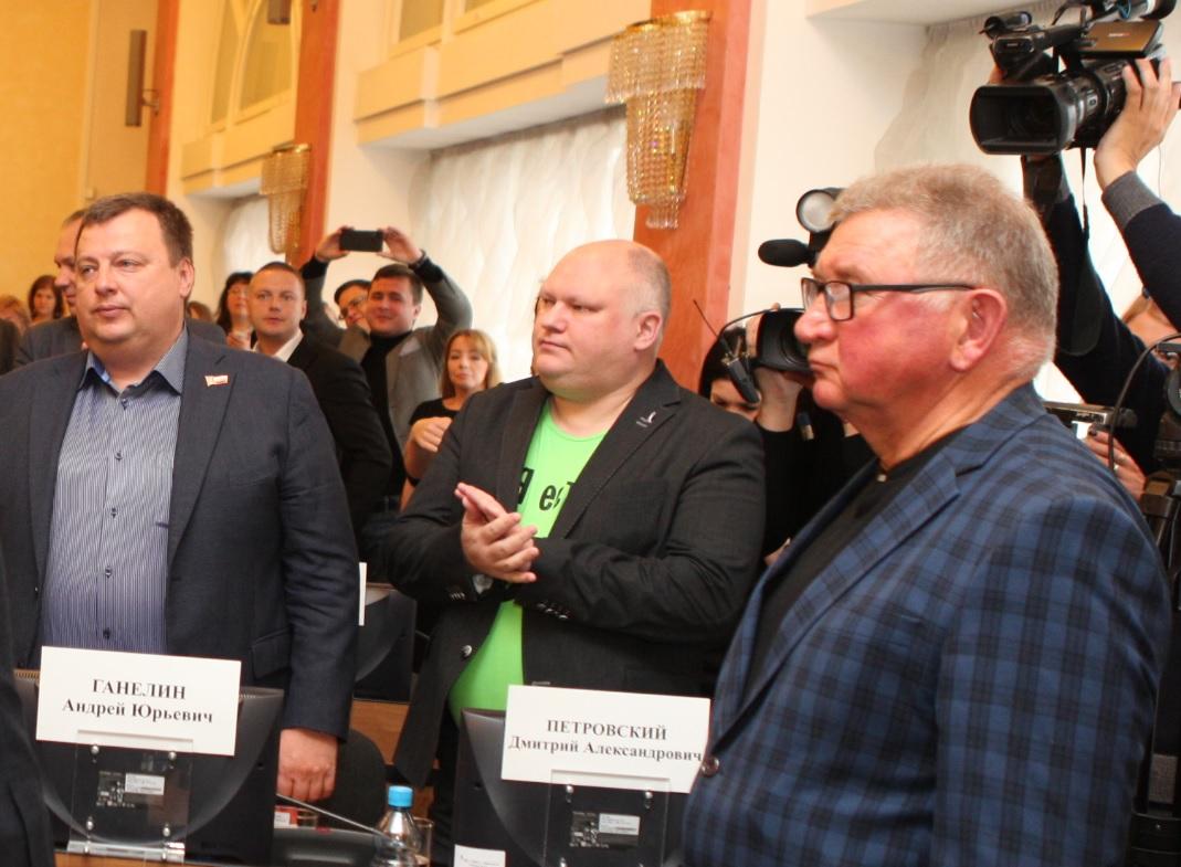 Дмитрий Петровский исключен из фракции «Единой России» за дискредитацию депутатского объединения