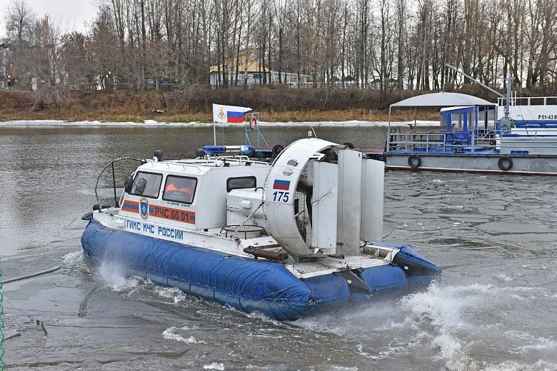 В Ярославле спасателям выделят территорию для хранения водного транспорта