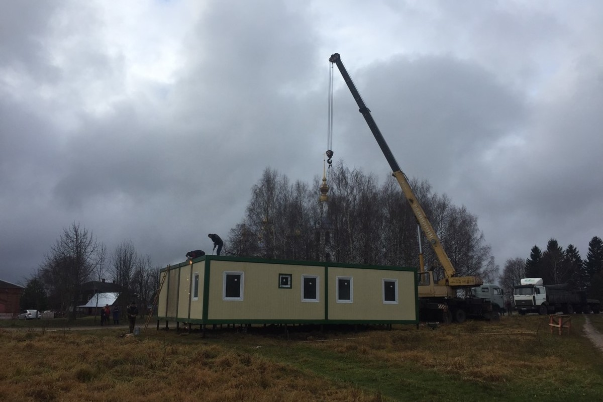 В Угличском районе вскоре откроют новый фельдшерско-акушерский пункт