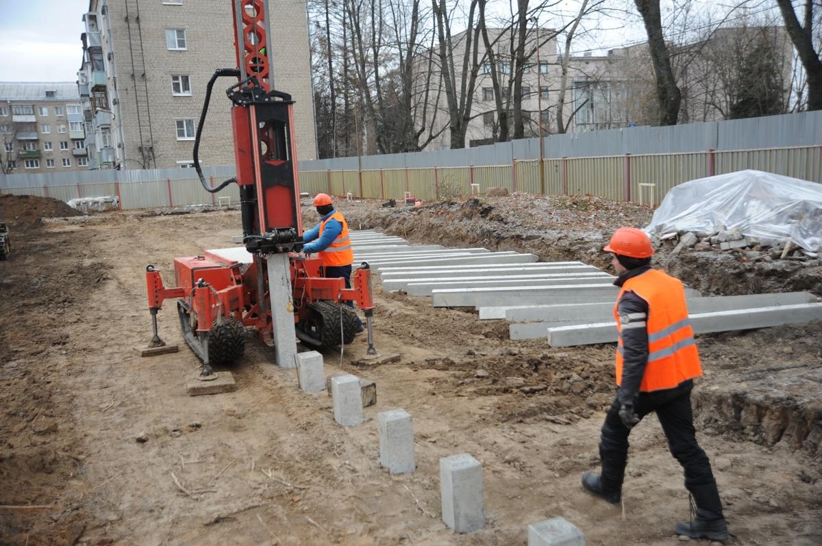 Новые ясли в Рыбинске планируют сдать до 1 сентября следующего года