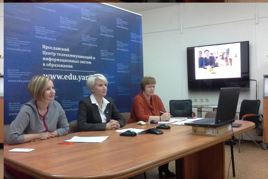 Ярославских школьников учили безопасности в интернете