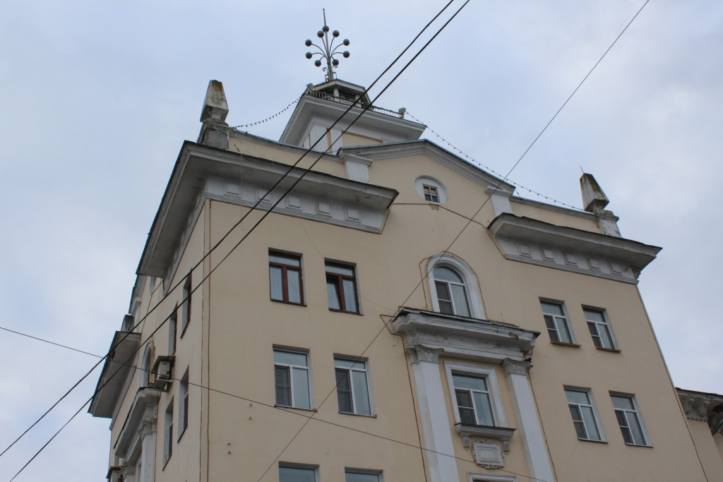 Сталинка на проспекте Ленина в Ярославле может стать памятником архитектуры