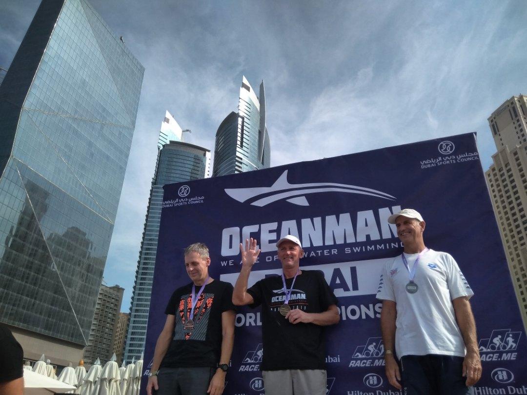 Рыбинские пловцы завоевали золотые медали на чемпионате мира в Дубае