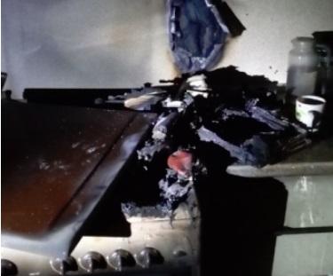 При пожаре в брагинской многоэтажке погиб мужчина, его жена и сын получили травмы