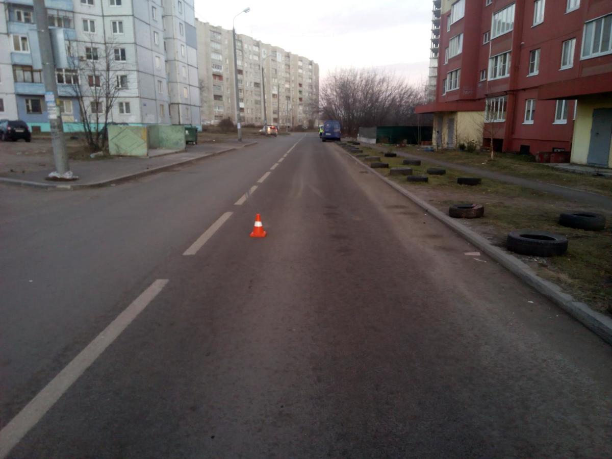 В Ярославле «Газель» сбила ребенка
