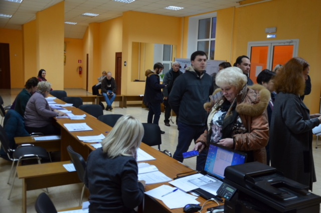 Явка на выборах в Переславле на 10 утра превысила 8%