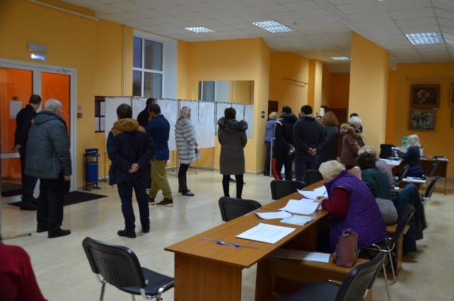 В Переславле на дополнительных выборах проголосовали почти 18% избирателей