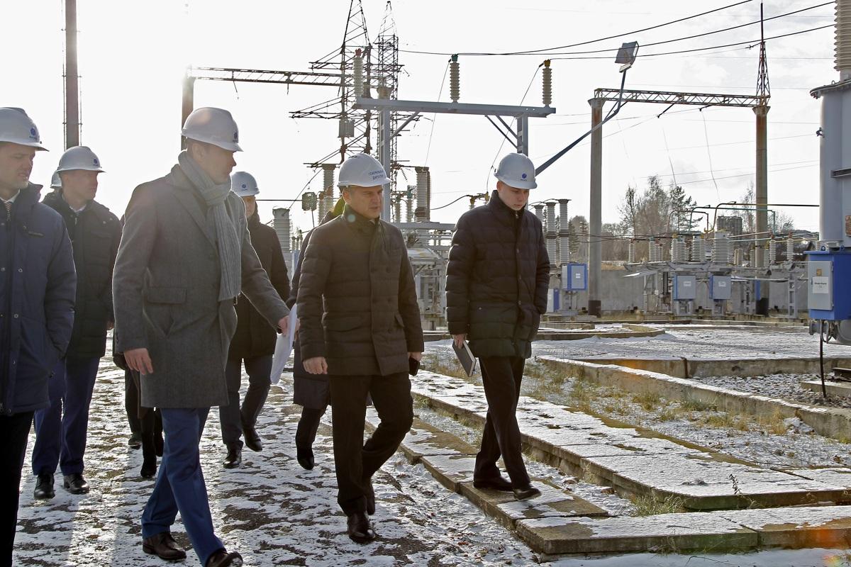 Игорь Маковский: Наша главная задача – эффективное внедрение новых цифровых решений, направленных на повышение качества и надежности электроснабжения жителей области
